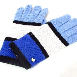 ケイトスペードニューヨーク(kate spade new york)のケイトスペード 手袋 レディース新品同様 (手袋)
