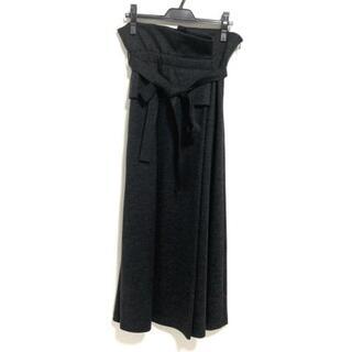 アドーア(ADORE)のアドーア ロングスカート サイズ36 S美品 (ロングスカート)