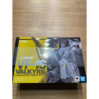 マクロス(macros)のDX超合金 初回限定版VF-1S バルキリー ロイ・フォッカースペシャル(アニメ/ゲーム)