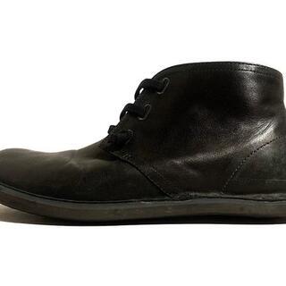 カンペール(CAMPER)のカンペール ショートブーツ 41 メンズ - 黒(ブーツ)