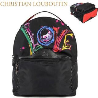 クリスチャンルブタン(Christian Louboutin)の◻︎Louboutin◻︎ リュック ♡(リュック/バックパック)