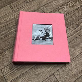 マークス(MARK'S Inc.)の【新品】 マークス コルソグラフィア フォトアルバム 200枚収納 ピンク(アルバム)