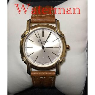 ウォーターマン(Waterman)のWATERMAN ウォーターマン ヴィンテージ 腕時計(腕時計)