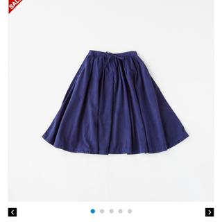 イデー(IDEE)のIDEE POOL いろいろの服 スカート 新品未使用(ひざ丈スカート)