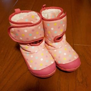 スノーブーツ 14㎝(長靴/レインシューズ)