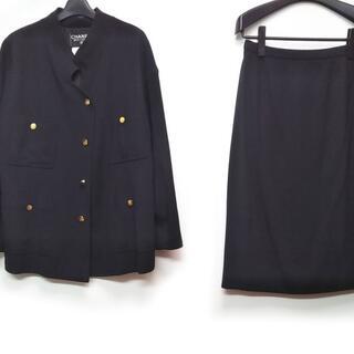 シャネル(CHANEL)のシャネル スカートスーツ サイズhh - 20678(スーツ)