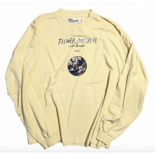 ジエダ(Jieda)のDAIRIKU Earth Long Sleeve Mサイズ(Tシャツ/カットソー(七分/長袖))