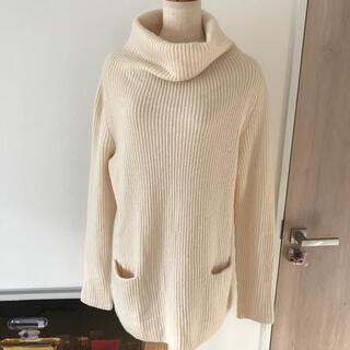 ビンス(Vince)の美品 VINCE  カシミヤ100% タートルネックセーター(ニット/セーター)