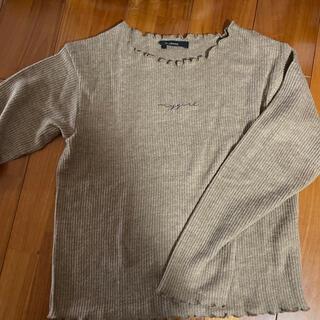 ダブルクローゼット(w closet)のwcloset 長袖(Tシャツ(長袖/七分))