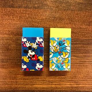 ディズニー(Disney)の【新品】ディズニーリゾート 消しゴム(消しゴム/修正テープ)