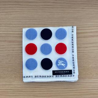 バーバリー(BURBERRY)のBurberryバーバリーハンカチ(ハンカチ)