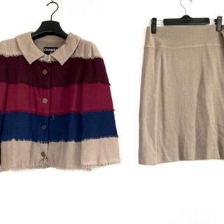 シャネル(CHANEL)のシャネル スカートスーツ サイズ38 M -(スーツ)
