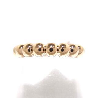 ヴァンクリーフアンドアーペル(Van Cleef & Arpels)のヴァンクリーフ&アーペル リング 45美品 (リング(指輪))
