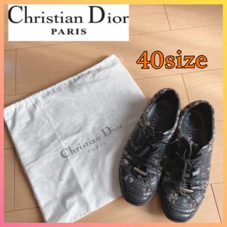 クリスチャンディオール(Christian Dior)の✨クリスチャンディオール✨メンズ✨スニーカー(スニーカー)