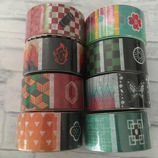 和柄マスキングテープ 8種類セット(キャラクターグッズ)