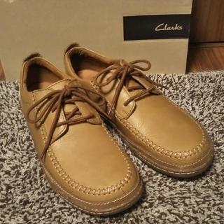 Clarks - クラークス メンズシューズ 27cm