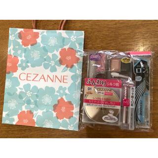 セザンヌケショウヒン(CEZANNE(セザンヌ化粧品))の新品 セザンヌ 福袋 Bセット(コフレ/メイクアップセット)