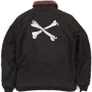 W)taps - wtaps 11AW N1 jacket m-43 size 2