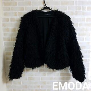 エモダ(EMODA)の【本日削除/最終値下げ】EMODA  ファーアウター(毛皮/ファーコート)