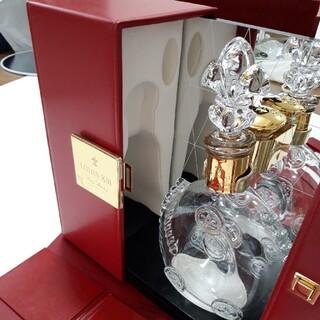 バカラ(Baccarat)のレミーマルタン ルイ13世 バカラボトルと付属品(ブランデー)