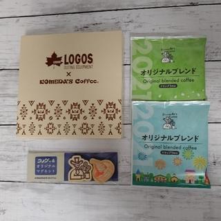 ロゴス(LOGOS)のコメダ珈琲 2021年福袋*LOGOSコラボ*プレート(ノベルティグッズ)