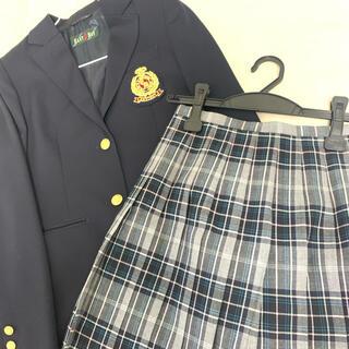 イーストボーイ(EASTBOY)の制服 ブレザー ジャケット7号 スカート9号(セット/コーデ)