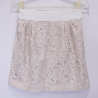 ドーリーガールバイアナスイ(DOLLY GIRL BY ANNA SUI)のDOLLY GIRL ANNA SUI ★レースミニスカート(ミニスカート)