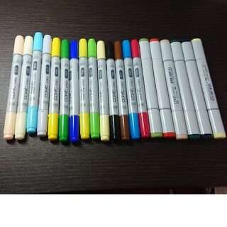 ツゥールズ(TOOLS)のコピックチャオ コピックスケッチ 20本(カラーペン/コピック)
