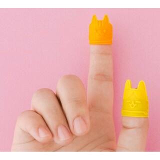 フェリシモ(FELISSIMO)の新品未開封 猫 指サック(猫)