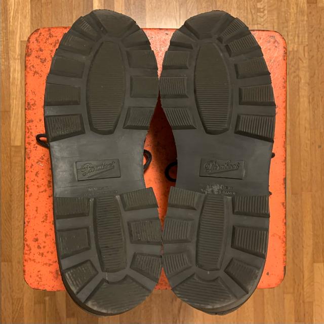 Paraboot(パラブーツ)の【SKETCH様専用】Paraboot パラブーツ ミカエル サイズ 39.5 メンズの靴/シューズ(ブーツ)の商品写真