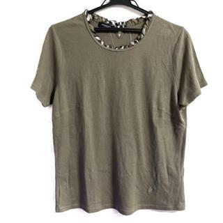 BURBERRY - バーバリーロンドン 半袖Tシャツ 5 XS -