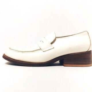 コムデギャルソン(COMME des GARCONS)のトリココムデギャルソン ローファー 23 1/2(ローファー/革靴)