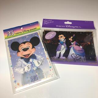 ディズニー(Disney)のディズニーリゾート 実写ポストカードセット(使用済み切手/官製はがき)