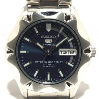 セイコー(SEIKO)のセイコー 腕時計 ファイブスポーツ メンズ(その他)