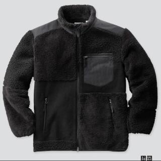 エンジニアードガーメンツ(Engineered Garments)の【L】ユニクロ✖️エンジニアドガーメンツ コラボフリース(ブルゾン)