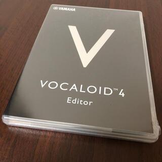ヤマハ(ヤマハ)のYAMAHA ヤマハ ボーカロイドエディター VOCALOID4 Editor(DAWソフトウェア)