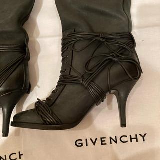 ジバンシィ(GIVENCHY)の未使用GIVENCHYジバンシィ ロングブーツ(ブーツ)