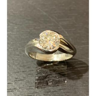 BVLGARI - 定300万 結婚指輪 pt900 D-1.11ct ブリリアントカット