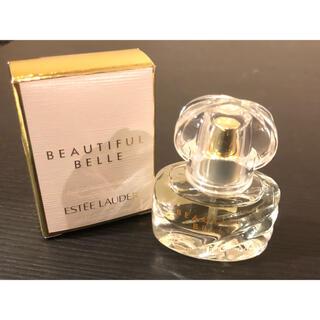 エスティローダー(Estee Lauder)のエスティーローダー ビューティフルベルオーデパフュームスプレィ 4mL(香水(女性用))