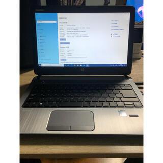 ヒューレットパッカード(HP)のHP ProBook 430 G2  Windows10 限定値下げ!(ノートPC)
