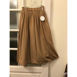 ピッチン(PICCIN)のピッチンギャザーロングスカート Lサイズ(ロングスカート)