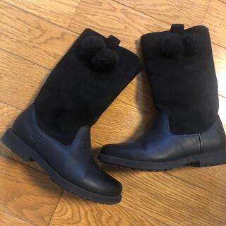 エイチアンドエム(H&M)のロングブーツ(ブーツ)