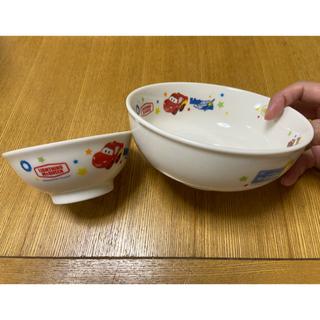 ディズニー(Disney)のカーズ 子供用 ごはん茶碗 2個セット(その他)