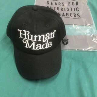 HUMAN MADE Girls Don't Cry CAP