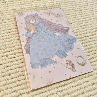 アンジェリックプリティー(Angelic Pretty)のAngelic Pretty ポストカード(使用済み切手/官製はがき)
