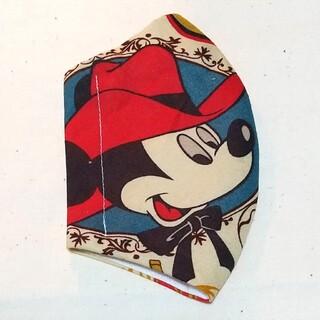 ディズニー(Disney)のミッキー ハンドメイド インナーマスク ミッキー&カンパニー ディズニー(その他)