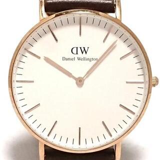 ダニエルウェリントン(Daniel Wellington)のダニエルウェリントン 腕時計 - ボーイズ(腕時計)