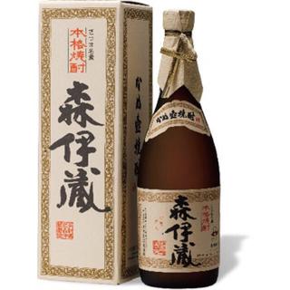 森伊蔵 720ml × 7本(焼酎)