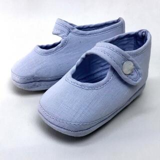 エルメス(Hermes)の未使用 エルメス 靴 シューズ BABY ブルー(その他)