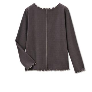 シマムラ(しまむら)のプチプラのあやさんTシャツ 新品 タグ付き(Tシャツ(長袖/七分))